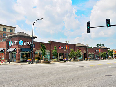 Prairie Town Center